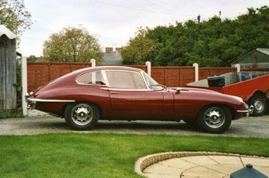Lot 20-1970 Jaguar E-Type 4.2 2+2