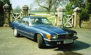 Lot 46-1989 Mercedes-Benz 300 SL