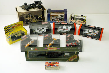 Lot 201-Assorted Boxed Die-Cast Models