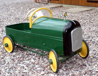 Lot 202-Lines Brothers Triang Pedal Car *