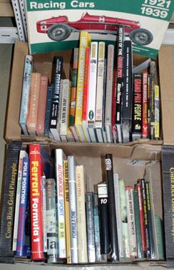 Lot 27-Quantity Of Assorted Motor Sport Books