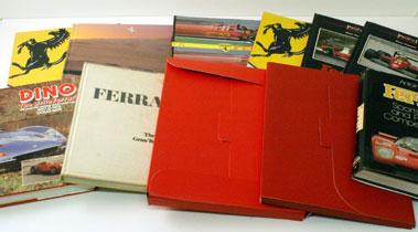 Lot 30-Assorted Ferrari Literature