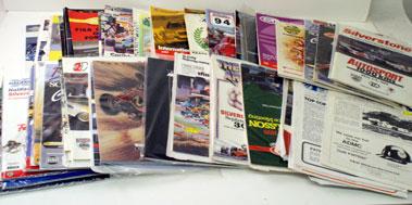 Lot 32-Quantity Of Assorted Race Programmes