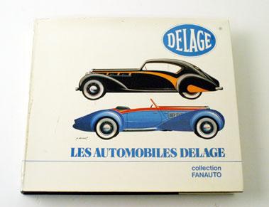 Lot 47-Les Automobiles Delage By Jacques Rousseau
