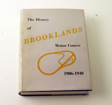 Lot 48-The History Of Brooklands Motor Course 1906-1940