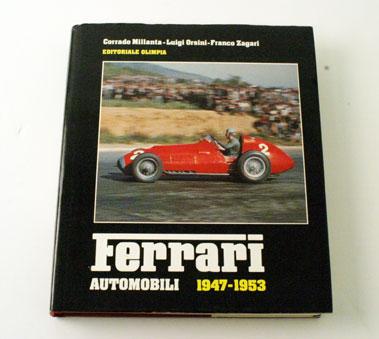 Lot 51-Ferrari Automobili 1947-1953 By Millanta/Orsini