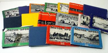 Lot 55-Motor Sport Racing Car Review