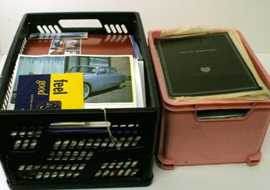 Lot 56-Quantity Of Assorted Sales Brochures