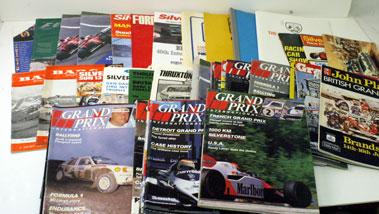 Lot 57-Assorted Motor Sport Literature