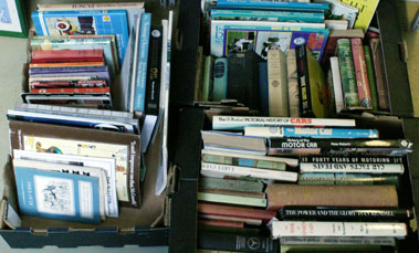 Lot 59-Quantity Of Assorted Motoring Books