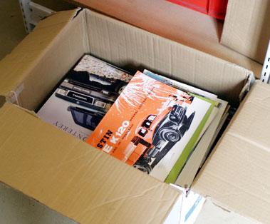 Lot 70-Quantity Of Uk Sales Brochures