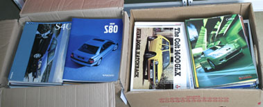 Lot 72-Quantity Of Assorted Sales Brochures