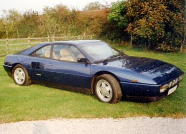 Lot 41-1990 Ferrari Mondial T