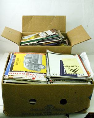 Lot 74-Quantity Of Assorted Sales Brochures
