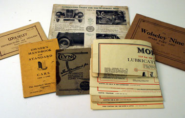 Lot 79-Pre-War Literature