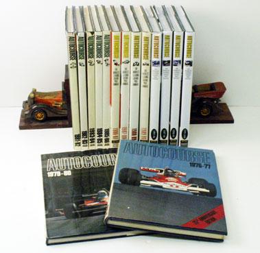 Lot 82-Autocourse Annuals