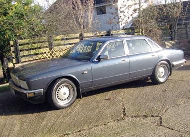 Lot 58-1989 Daimler 3.6
