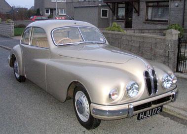 Lot 60-1951 Bristol 401