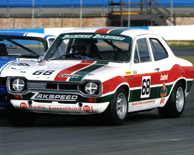 Lot 24-1972 Ford Escort RS 1600