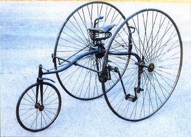 Lot 34-Coventry Front Driving Tricycle