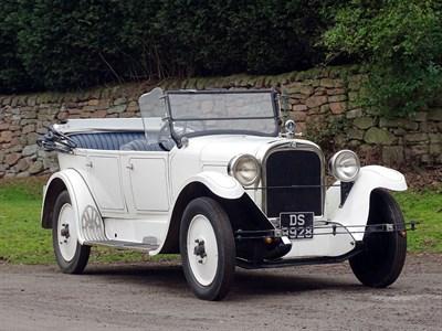 Lot 14-1926 Dodge Brothers Series 116 Tourer