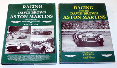 Lot 24-Racing With The David Brown Aston Martins