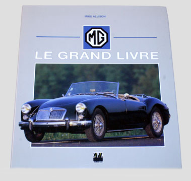 Lot 26-Mg - Le Grand Livre By Mike Allison