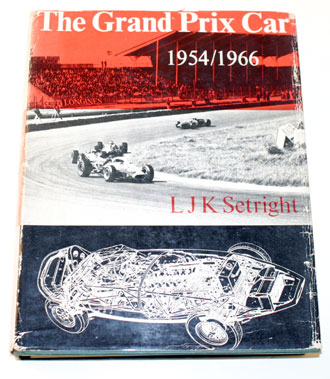 Lot 29-The Grand Prix Car 1954-66 By Setright