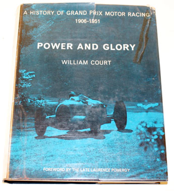 Lot 30-Power & Glory By William Court