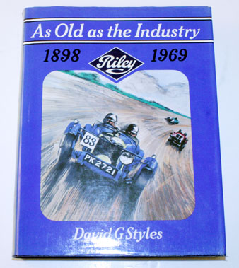 Lot 32-Riley - As Old As The Industry By David Styles