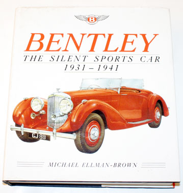 Lot 42-Bentley - The Silent Sports Car By Ellman-Brown