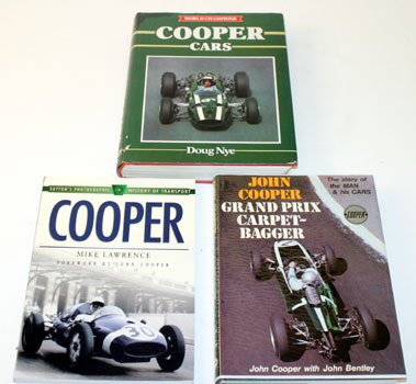 Lot 74-Cooper Books