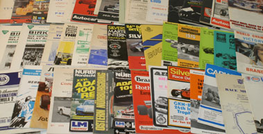Lot 82-Assorted Race Programmes