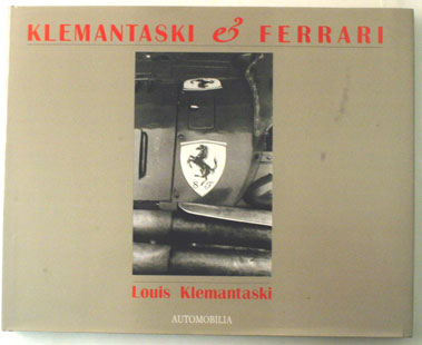 Lot 89-Klementaski & Ferrari By Klementaski & Alexander