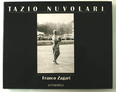 Lot 90-Tazio Nuvolari By Franco Zagari