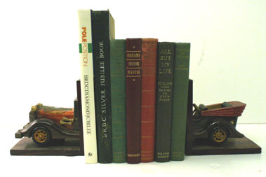 Lot 93-Selection Of Motoring Books