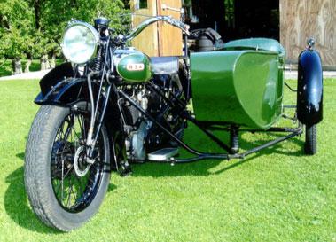 Lot 31-1934 BSA G34