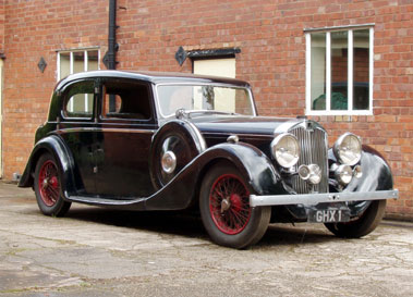 Lot 62-1937 Autovia Special Saloon
