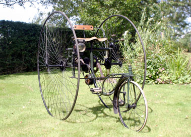 Lot 35-Butler Omnicycle