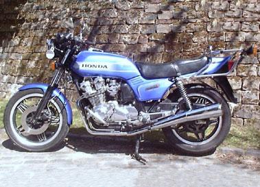 Lot 68-1981 Honda CB900F
