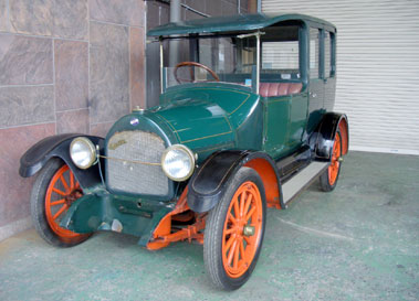 Lot 50-c.1917 Willys Overland Model 90 Open-Drive Limousine