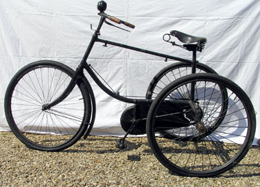 Lot 7-Humber Tricycle