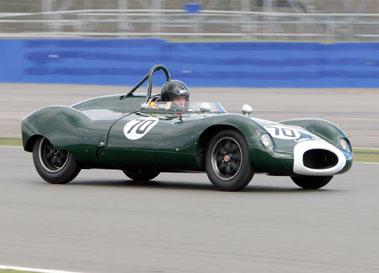Lot 58-1956 Cooper T39 Bobtail Sports Racer
