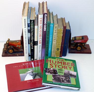 Lot 1-Assorted Books