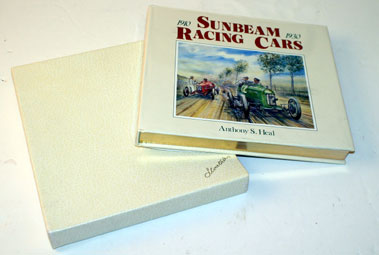 Lot 7-Sunbeam Racing Cars 1910-1930 By Anthony Heal