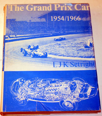Lot 8-The Grand Prix Car 1954-66 By Setright