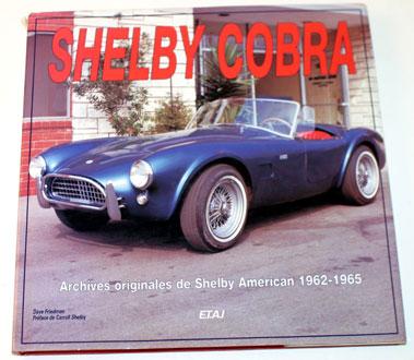 Lot 10-Shelby Cobra By David Friedman