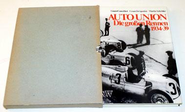 Lot 23-Auto-Union : Die Groben Rennen 1934-39