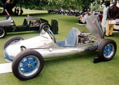 Lot 66-1951 Cooper MK 5 Single Seater