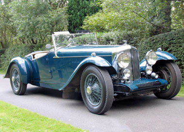 Lot 43-1949/1977 Bentley MK VI Special